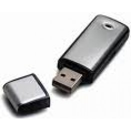 4GB 40HR Digital Voice Recorder USB