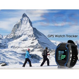GPS TRACKING MOBILE PHONE WRIST WATCH