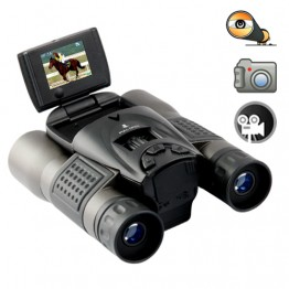 Digital Binoculars With LCD Screen